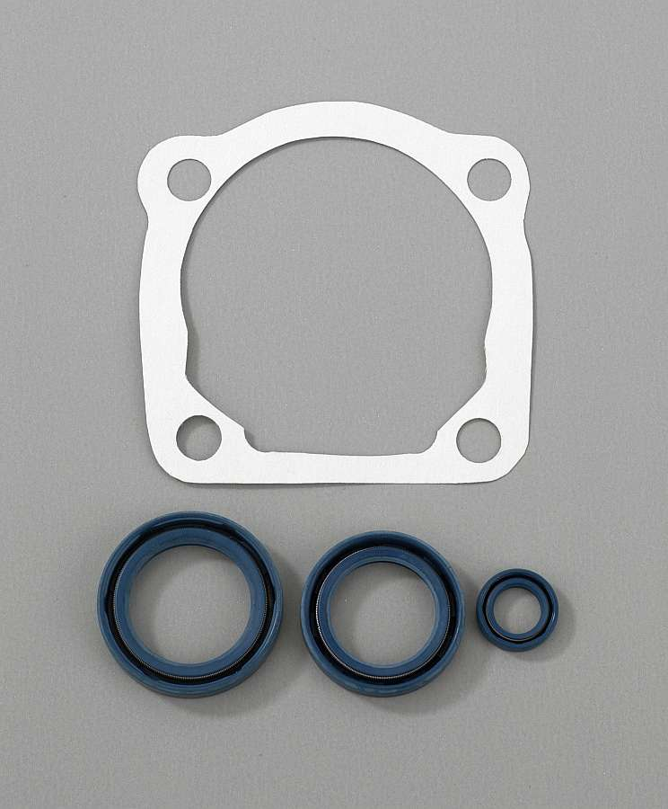 Steering gasket set